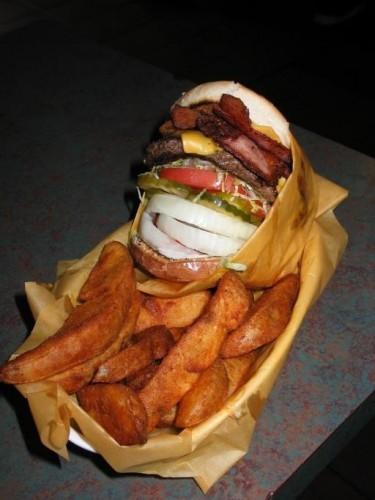 Hodad's Burger
